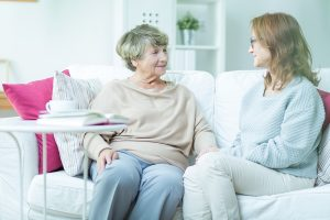 Elderly Care in Goodyear AZ: Talking to Your Parent About the Future During the Early Stage of Alzheimer's Disease