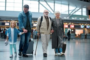 Tips for Creating Cherished Memories on Vacation with Your Senior